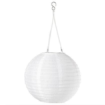 Solární závěsná lampa - 30 cm
