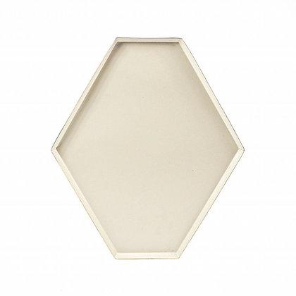 Zlatý tác - hexagon