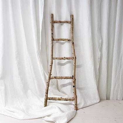 Dřevěný žebřík - bříza
