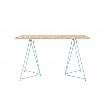 Stůl - překližkové prkno - mint nohy - Master & Master