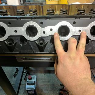 Heavy Duty Aluminum LS Header Gaskets