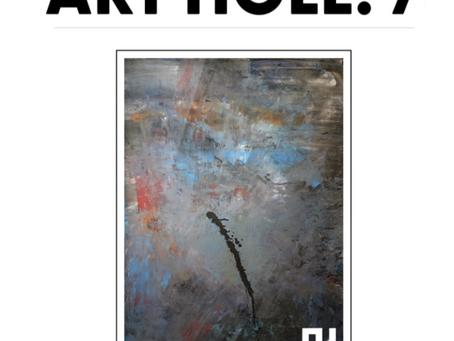 Publication in ART HOLE 7