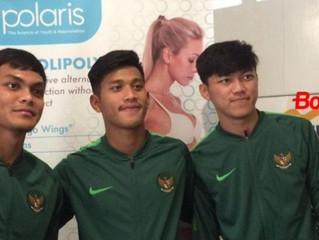 Pemain Timnas U-19 Indonesia Terapi Cryotherapy jelang lawan Jepang