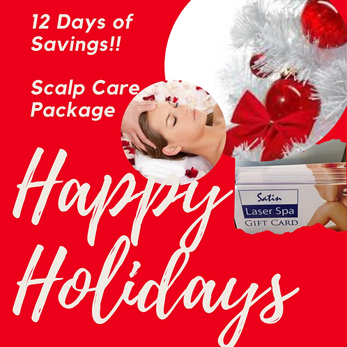Scalp Care Holidays Package