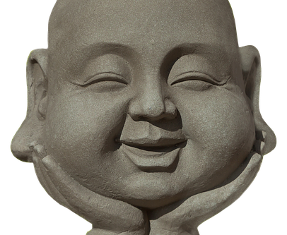 Wednesday Blog: Laughing with Laughing Buddha