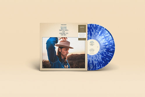 180GM Blue Splatter Vinyl - Limited Edition (660 copies)