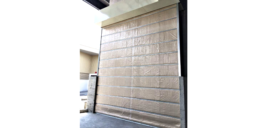 Insulated Fire Shutter Jurong