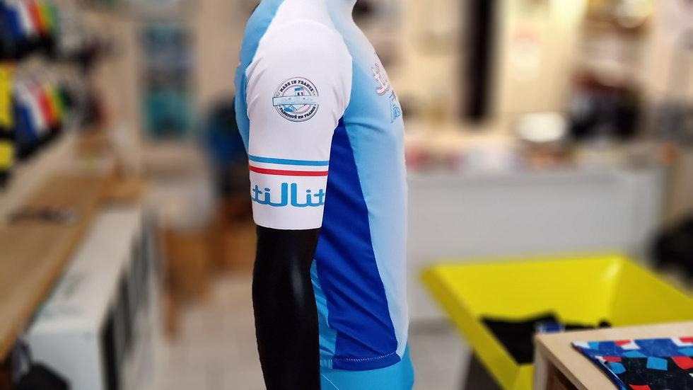 "Maillot de Vélo ""Premium"" Made in France"