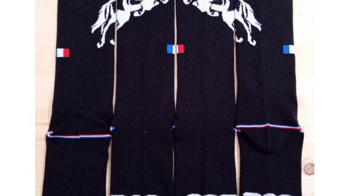 TilliT - EQUITA noir - tige coton