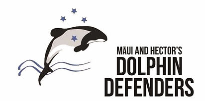Maui an Hector's Dolphin Defenders