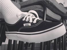 Peferming for Vans Footwear