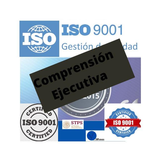 Comprensión ejecutiva ISO 9001:2015