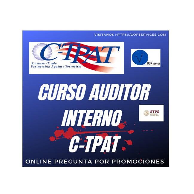 Auditor líder interno CTPAT