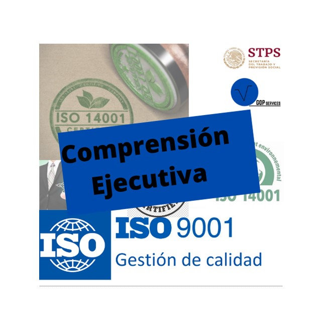 Compresión ejecutiva ISO9001 & ISO14001