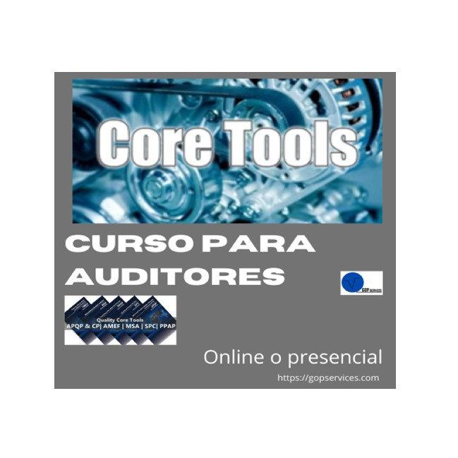 Core Tools para auditores
