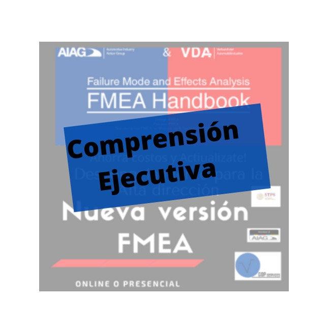 Compresión ejecutiva VDA & AIAG FMEA