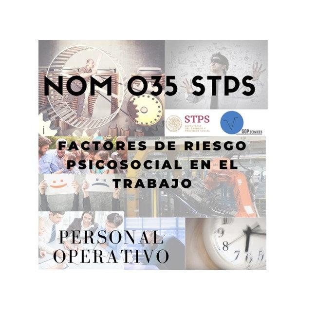 Descongelamiento NOM-035-STPS operación
