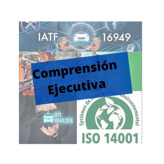 Comprensión ejecutiva  ISO 14001:2015