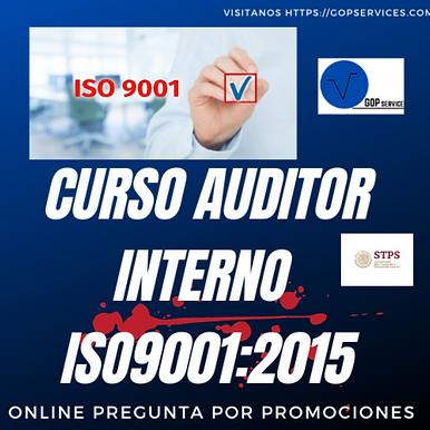 AUDITOR INTERNO ISO9001
