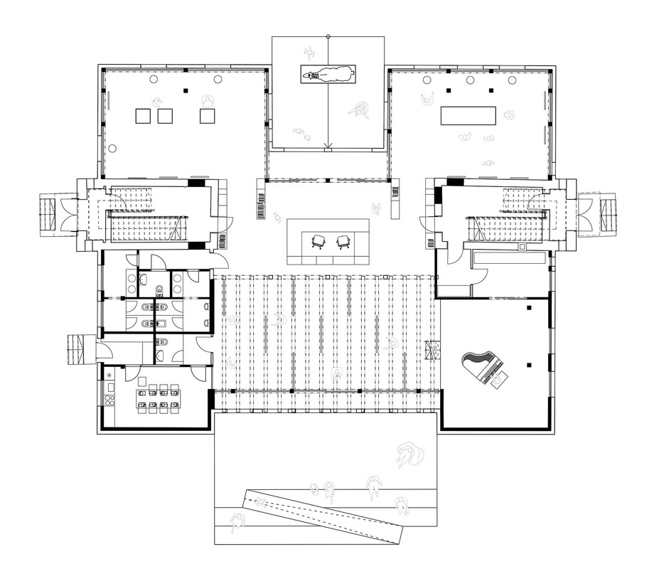 groundfloor plan