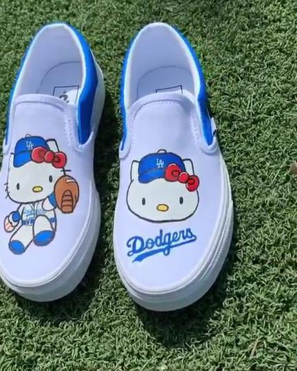 Dodgers x Hello Kitty