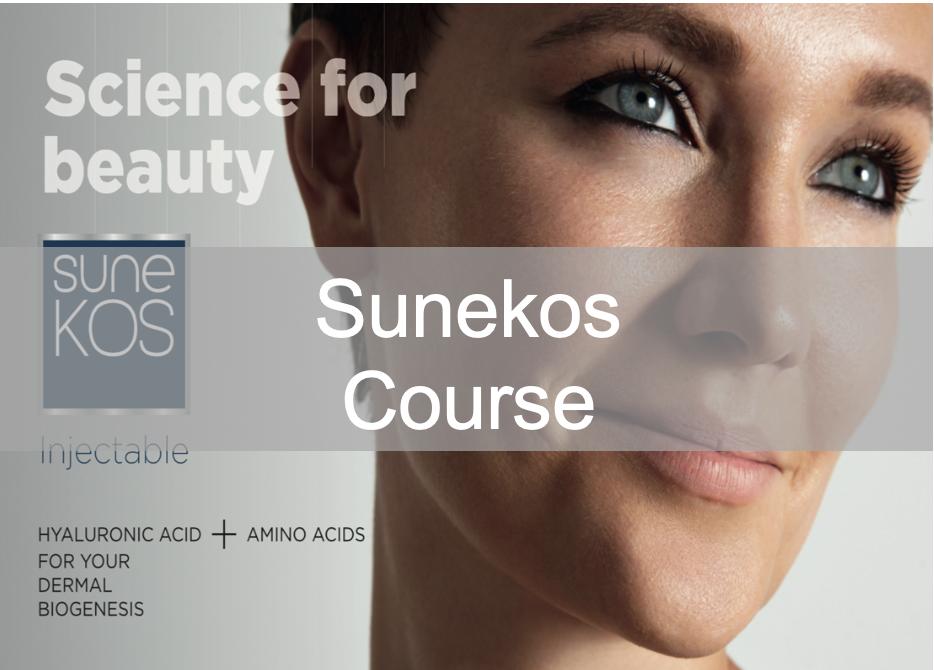 Sunekos Course