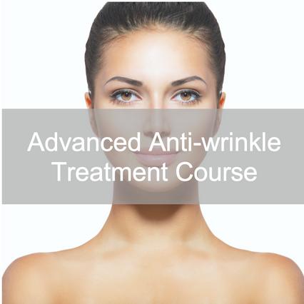Advanced Anti-wrinkle Treatment Course