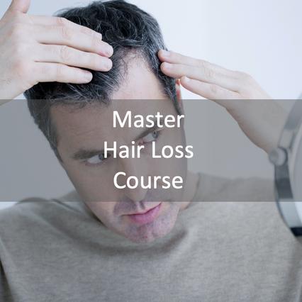 Master Hair Loss Course