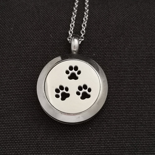 Small Paw Prints (20 mm)