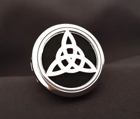 Celtic Knot Vent Clip