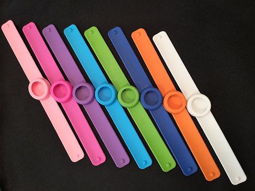 Silicone Slap Bracelet Band