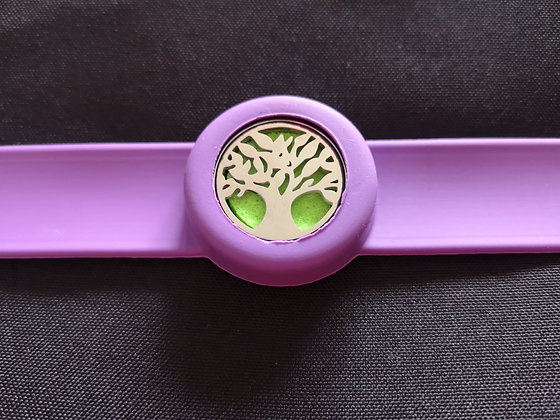 Tree Silicone Bracelet