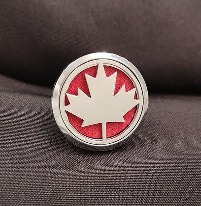 Classic Maple Leaf Vent Clip