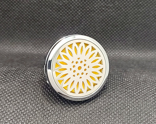 Sunflower Vent Clip