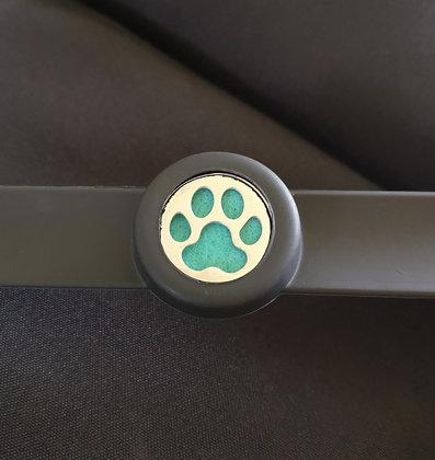 Paw Print Silicone Bracelet
