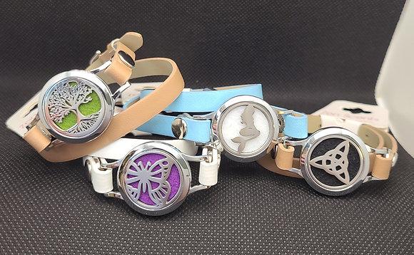 Double-Wrap Bracelets