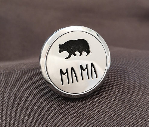 Mama Bear Vent Clip