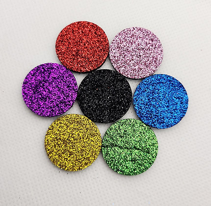 Glitter Inserts - Large (locket/bangle/vent clip)