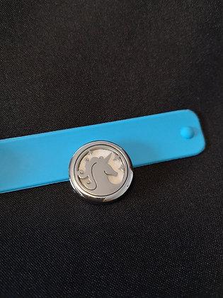 Unicorn & Stars Silicone Bracelet