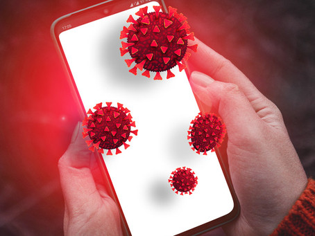 Le coronavirus survit sur un écran de smartphone pendant presque un mois