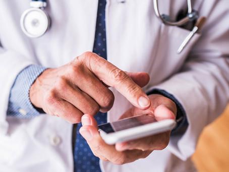 90% du personnel médical ne nettoie jamaisson téléphone portable
