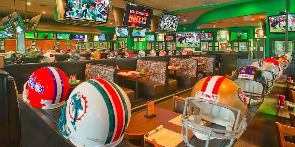 Duffy's-Clematis Miami Dolphins Watch Party
