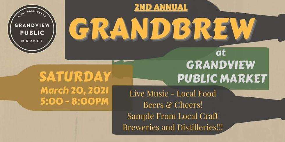 2nd Annual GrandBREW