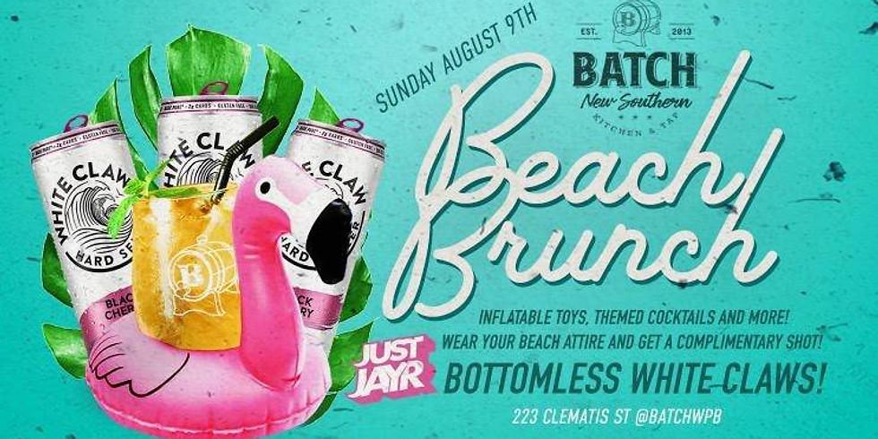 Beach Brunch at Batch New Southern!