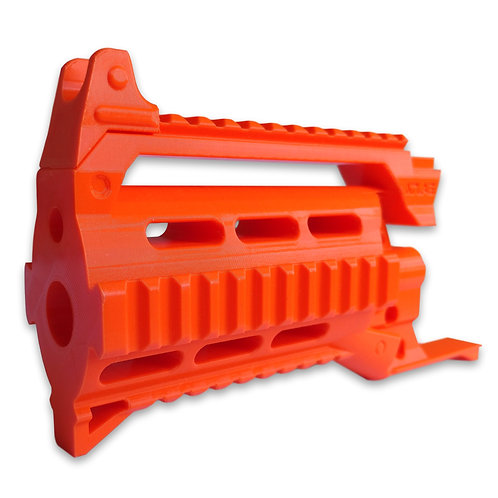Nerf Stryfe - MaLiang 3D AS-1 Body Kit (Orange)