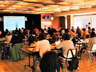 2月9日分子栄養学から不登校を考えるセミナー(㏌富良野)