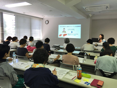 6/16女性と子供の健康のための分子栄養学(東京会場)セミナー後報告