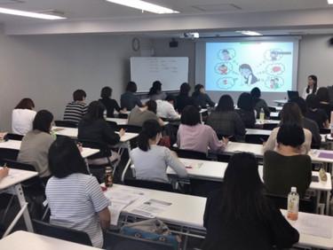 10/13  女性と子供の健康のための分子栄養学入門講座  in 東京会場&ZOOMオンライン セミナー後報告