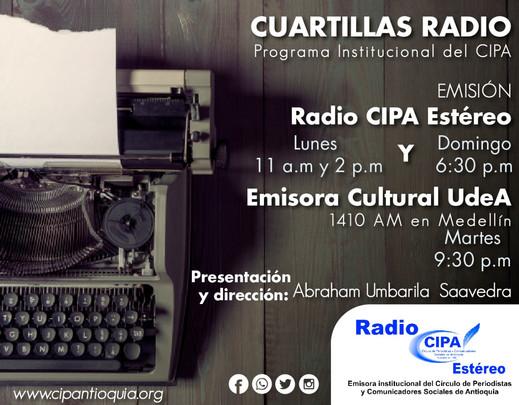 Cuartillas Radio