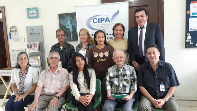Junta Directiva CIPA
